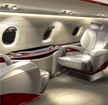 Lee Products Engineering Services Incorporated airplane interior